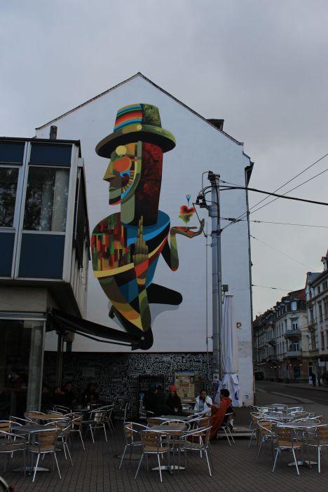 WESR in Heidelberg
